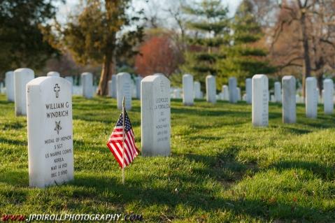 Medal of Honor Arlington National Cemetery American Hero BLOG