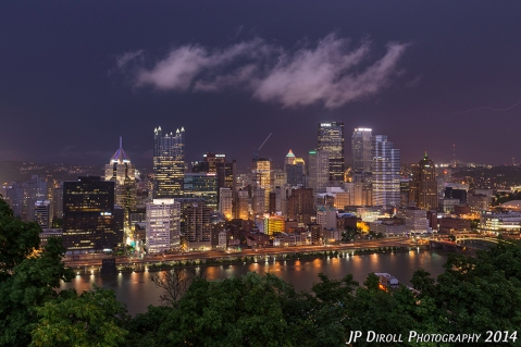 Front Lightning Pittsburgh Storm Mount Washington blog srgb