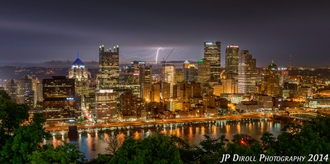 Solitary Strike Storm Lighting Pittsburgh Mount Washington blog srgb