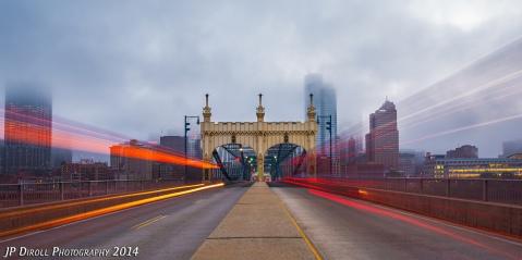 Infinity Beyond South Side Pittsburgh Fog blog
