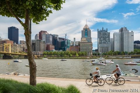 North Shore Bikers Pittsburgh Trail Blog