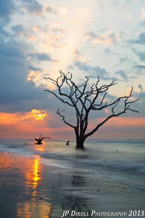 Ray Botany Bay Edisto Island Charleston Sunrise c web srgb